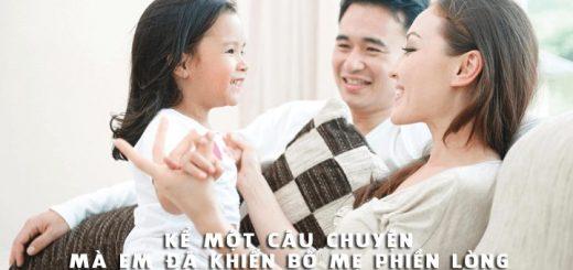 ke lai cau chuyen khien bo me phien long 520x245 - Kể một câu chuyện mà em đã khiến bố mẹ phiền lòng - Văn mẫu lớp 6