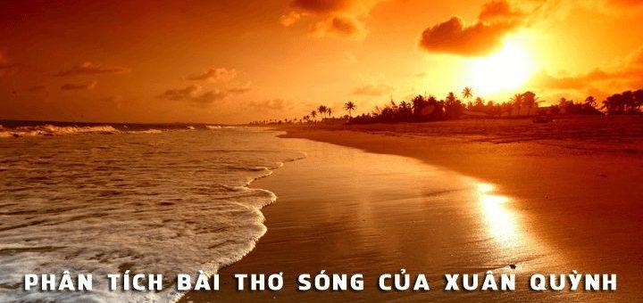 phan tich bai tho song xuan quynh 720x340 - Phân tích bài thơ Sóng của Xuân Quỳnh