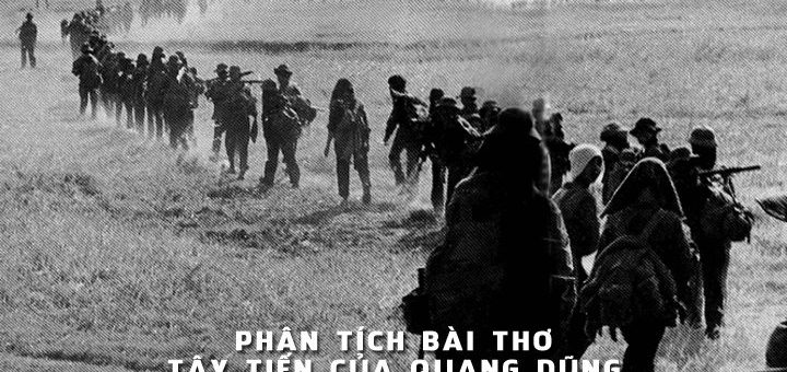 phan tich bai tho tay tien cua quang dung 720x340 - Phân tích bài thơ Tây Tiến của Quang Dũng