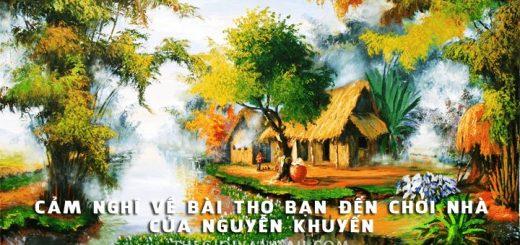 cam nghi ve bai tho ban den choi nha 520x245 - Phát biểu cảm nghĩ về bài thơ Bạn đến chơi nhà của Nguyễn Khuyến - Văn mẫu lớp 7