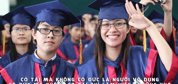 """co tai ma khong co duc la nguoi vo dung 720x340 - Suy nghĩ về câu nói của Chủ tịch Hồ Chí Minh: """"Có tài mà không có đức là người vô dụng. Có đức mà không có tài thì làm việc gì cũng khó""""."""