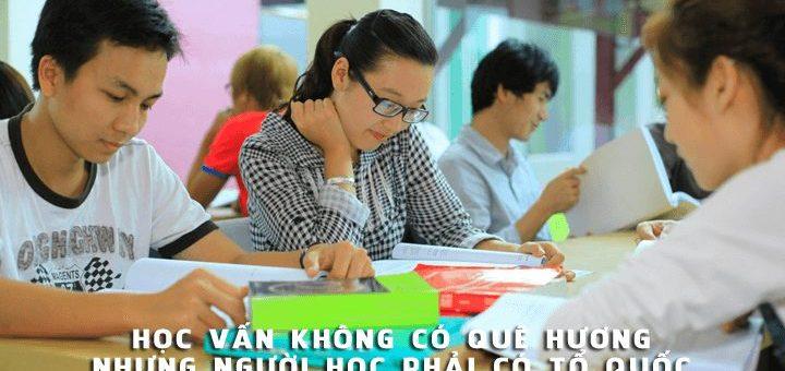 hoc van khong co que huong nhung nguoi hoc phai co to quoc 720x340 - Suy nghĩ về câu nói: Học vấn không có quê hương, nhưng người học phải có Tổ quốc (L. Pasteur)