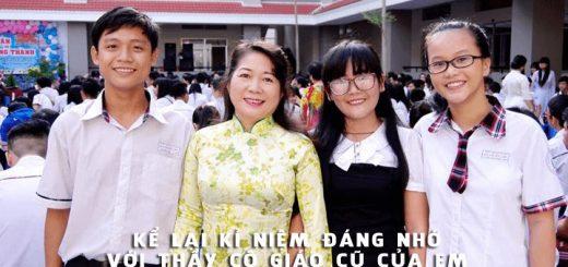 ke lai ky niem dang nho voi thay co giao 520x245 - Kể lại kỉ niệm đáng nhớ với thầy cô giáo cũ của em - Văn mẫu lớp 8