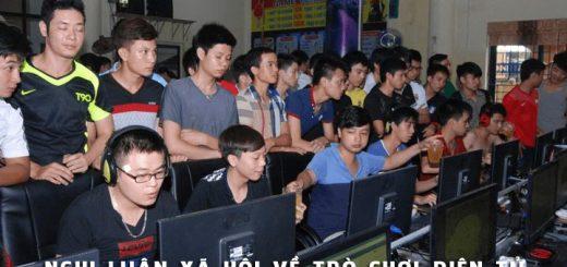 nghi luan xa hoi ve tro choi dien tu 520x245 - Nghị luận xã hội về trò chơi điện tử - Văn mẫu lớp 9