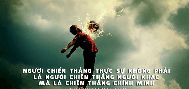 nguoi chien thang that su khong phai la nguoi chien thang 720x340 - Suy nghĩ về câu nói: Người chiến thắng thực sự không phải là người chiến thắng người khác mà là chiến thắng chính mình