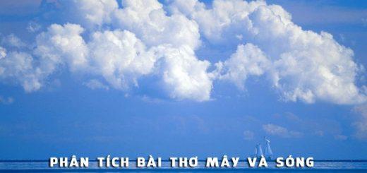 phan tich bai tho may va song cua ta go 520x245 - Phân tích bài thơ Mây và Sóng của Ta-go