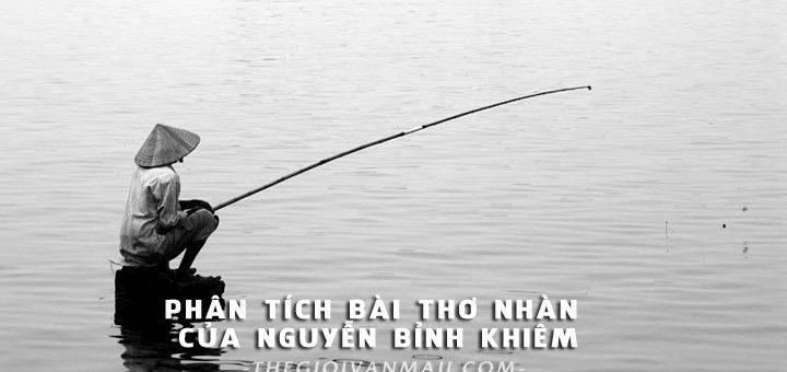 phan tich bai tho nhan 720x340 - Phân tích bài thơ Nhàn của Nguyễn Bỉnh Khiêm