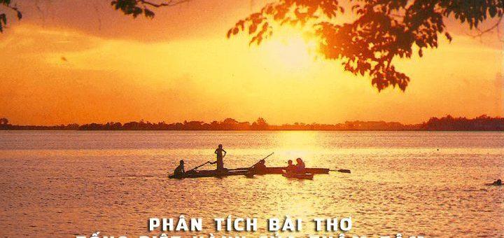 phan tich bai tho tong biet hanh cua tham tam 720x340 - Phân tích bài thơ Tống biệt hành của Thâm Tâm