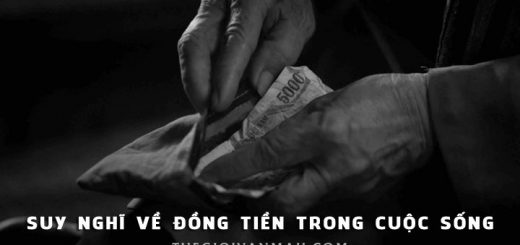 suy nghi ve dong tien trong cuoc song 520x245 - Suy nghĩ về đồng tiền trong cuộc sống