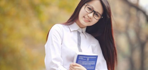 anh hot girl hoc sinh cap 3 8 520x245 - Hoàn cảnh ra đời bài thơ Tây Tiến (Quang Dũng)
