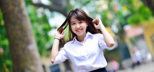 """hinh anh hot girl hoc suong 520x245 - Cảm hứng sáng tác trong bài thơ """"Tây Tiến"""" của Quang Dũng"""
